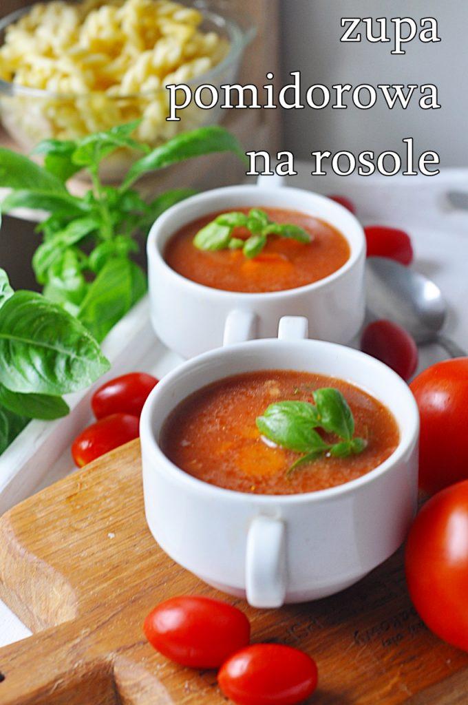 Pomidorówka na rosole