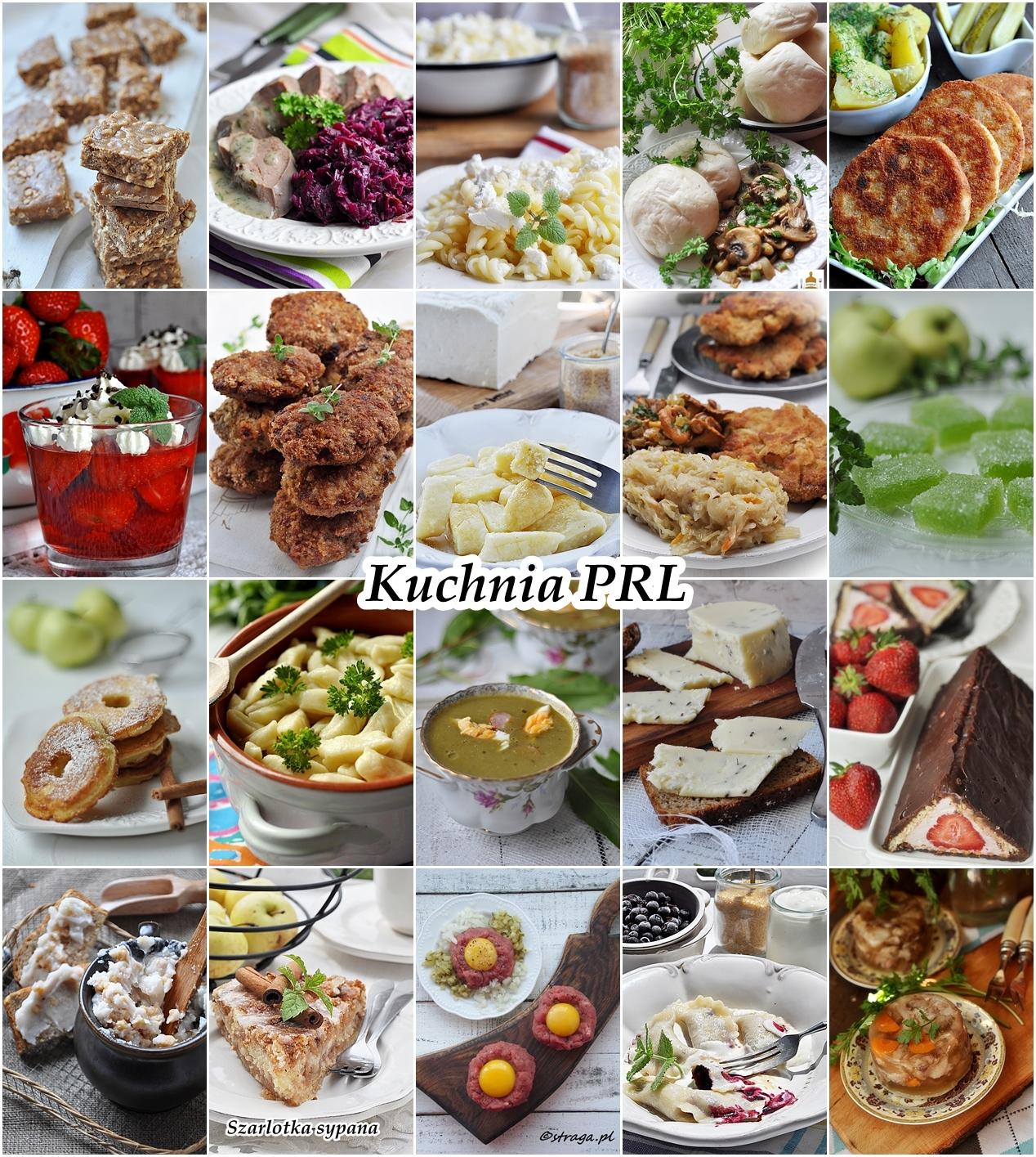 Kuchnia Prl Damsko Meskie Spojrzenie Na Kuchnie