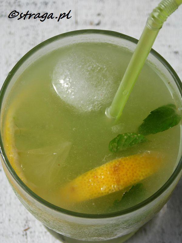 Lemoniada z melona