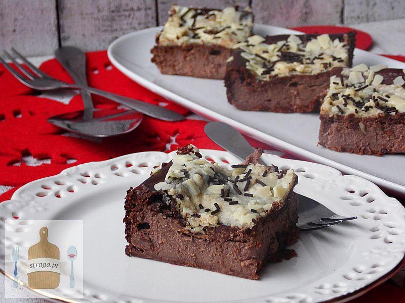 Prezpis na sernik czekoladowy