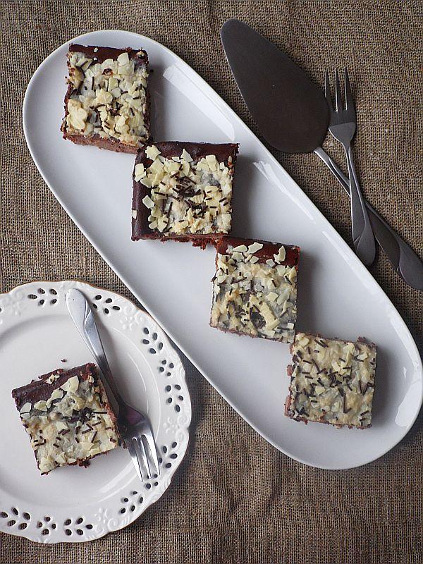 Przepis na sernik czekoladowy