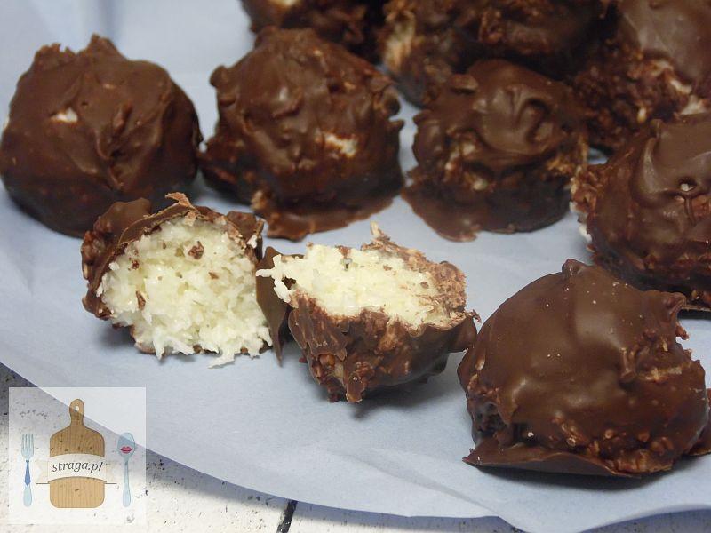Bounty w gorzkiej czekoladzie