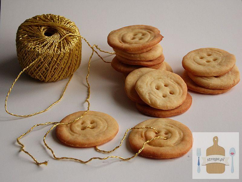 Ciasteczka guziki