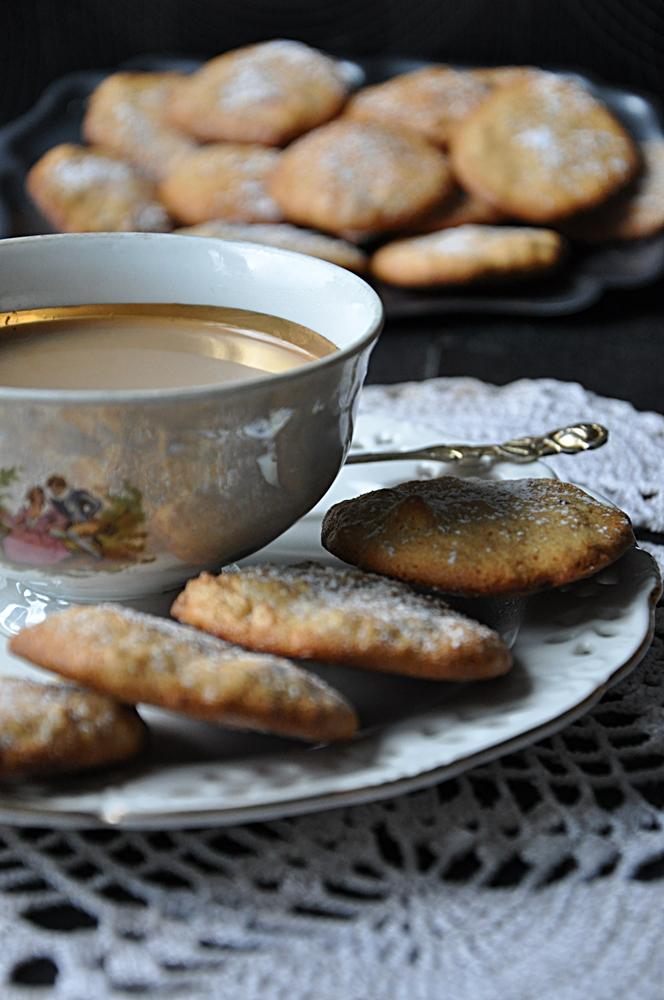 Ciasteczka owsiane białkowe
