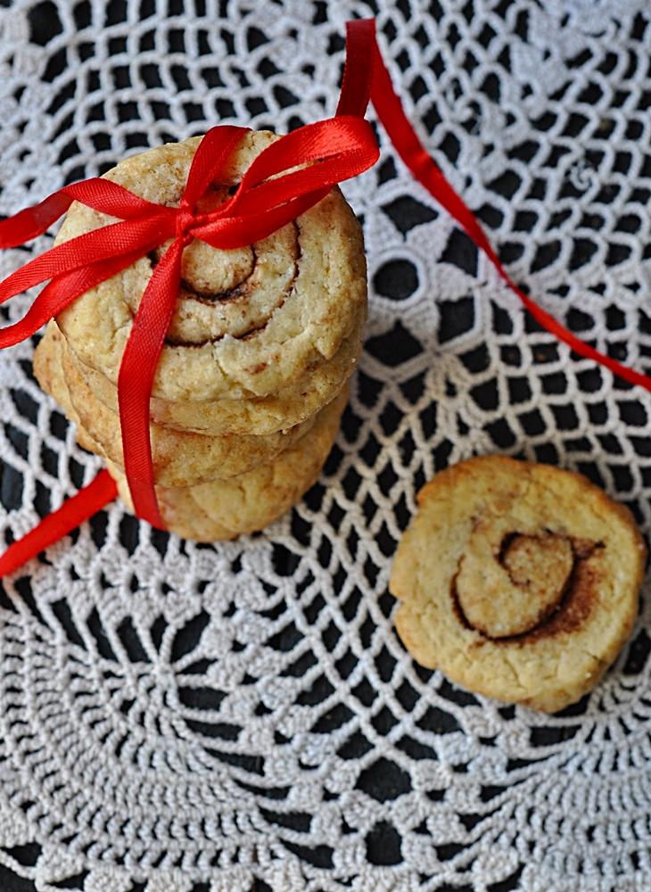 Karmelowo-waniliowe ciasteczka