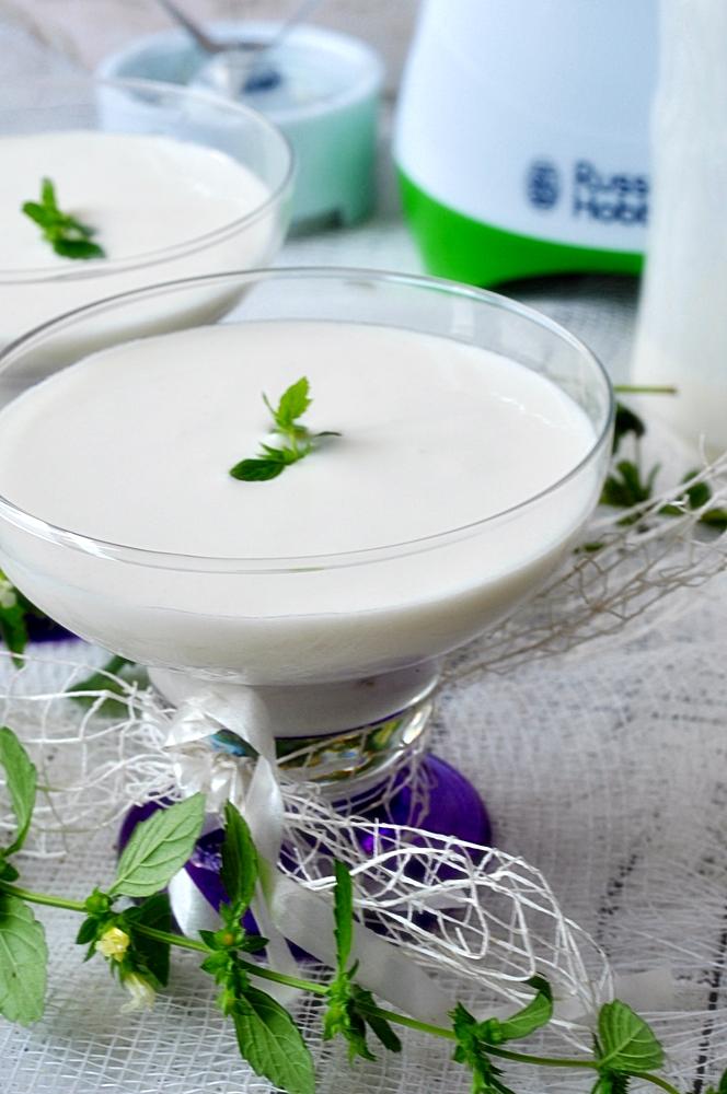 kokosowy shake