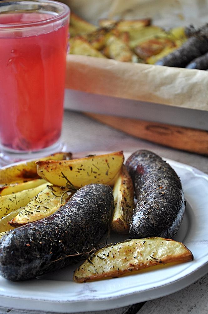 ziemniaki z piekarnika