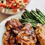 Faszerowane piersi z kurczaka