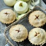 Mini babeczki z jabłkami