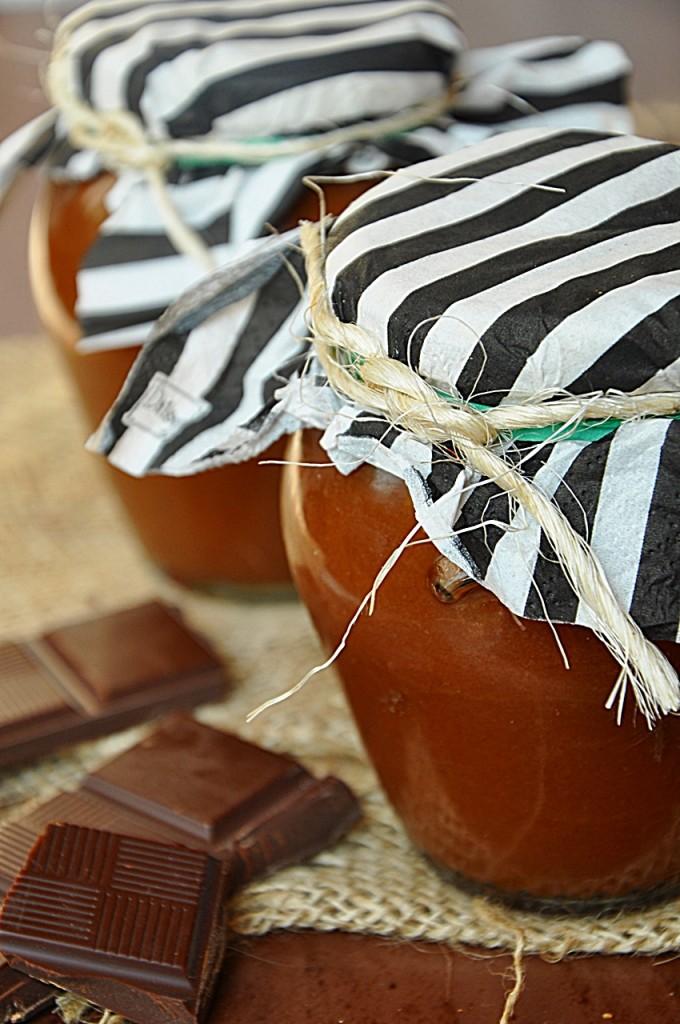 Krem gruszkowo-czekoladowy