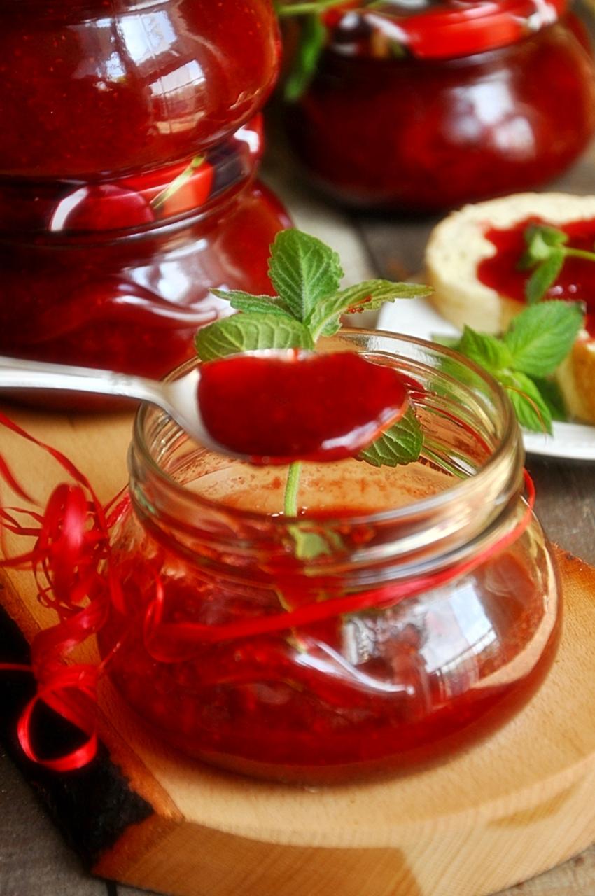Konfitura truskawkowa
