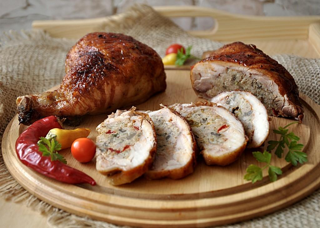 ćwiartki kurczaka