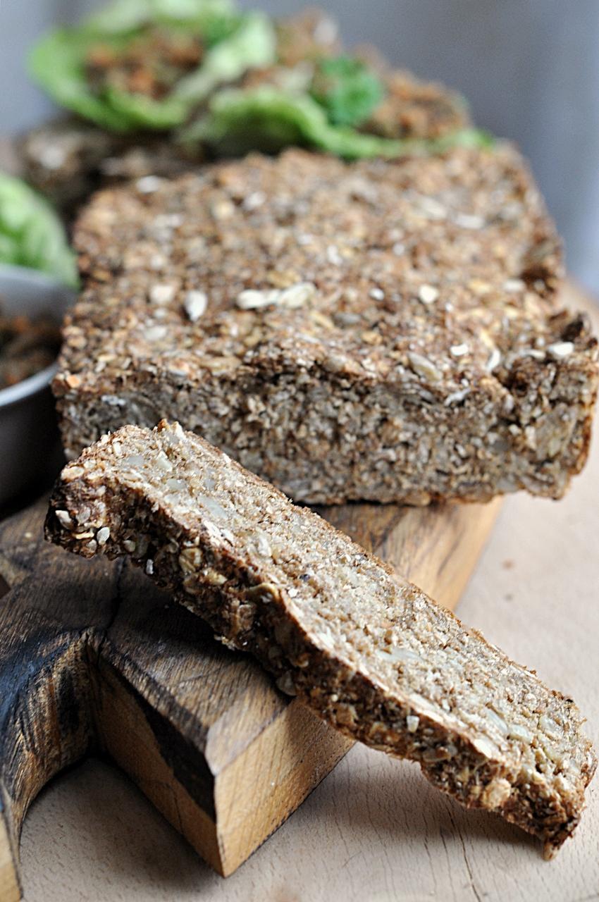 dietetyczny chleb bez mąki