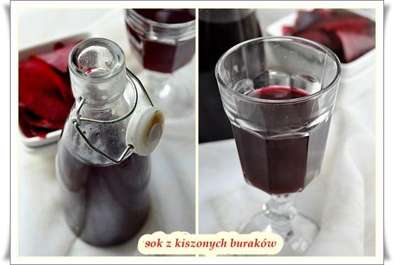 sok z kiszonych buraków