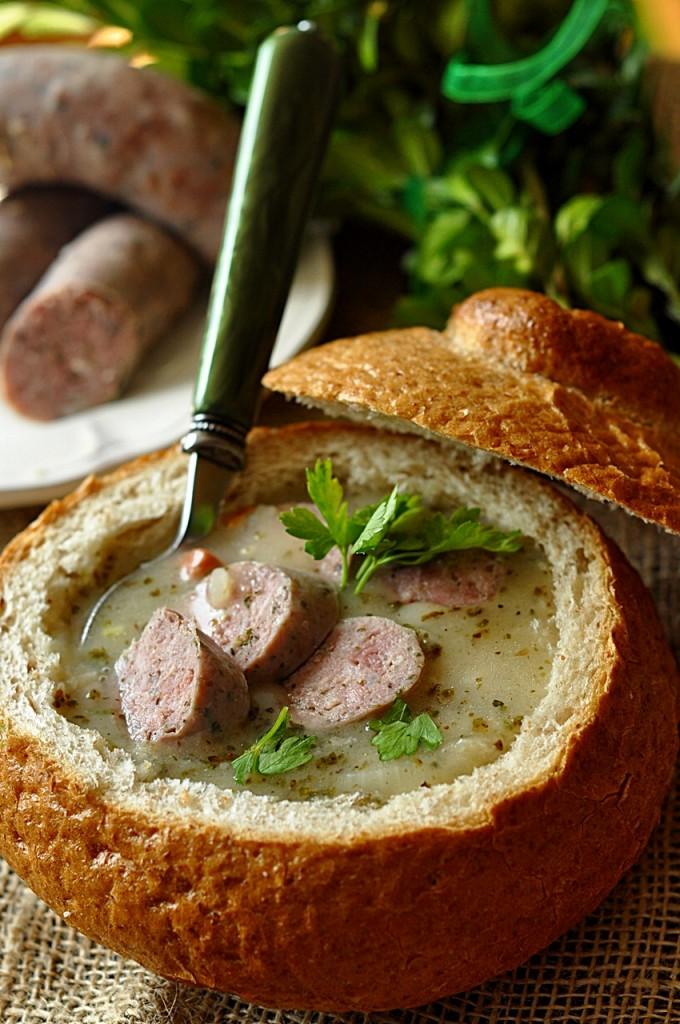 Chleb do żurku