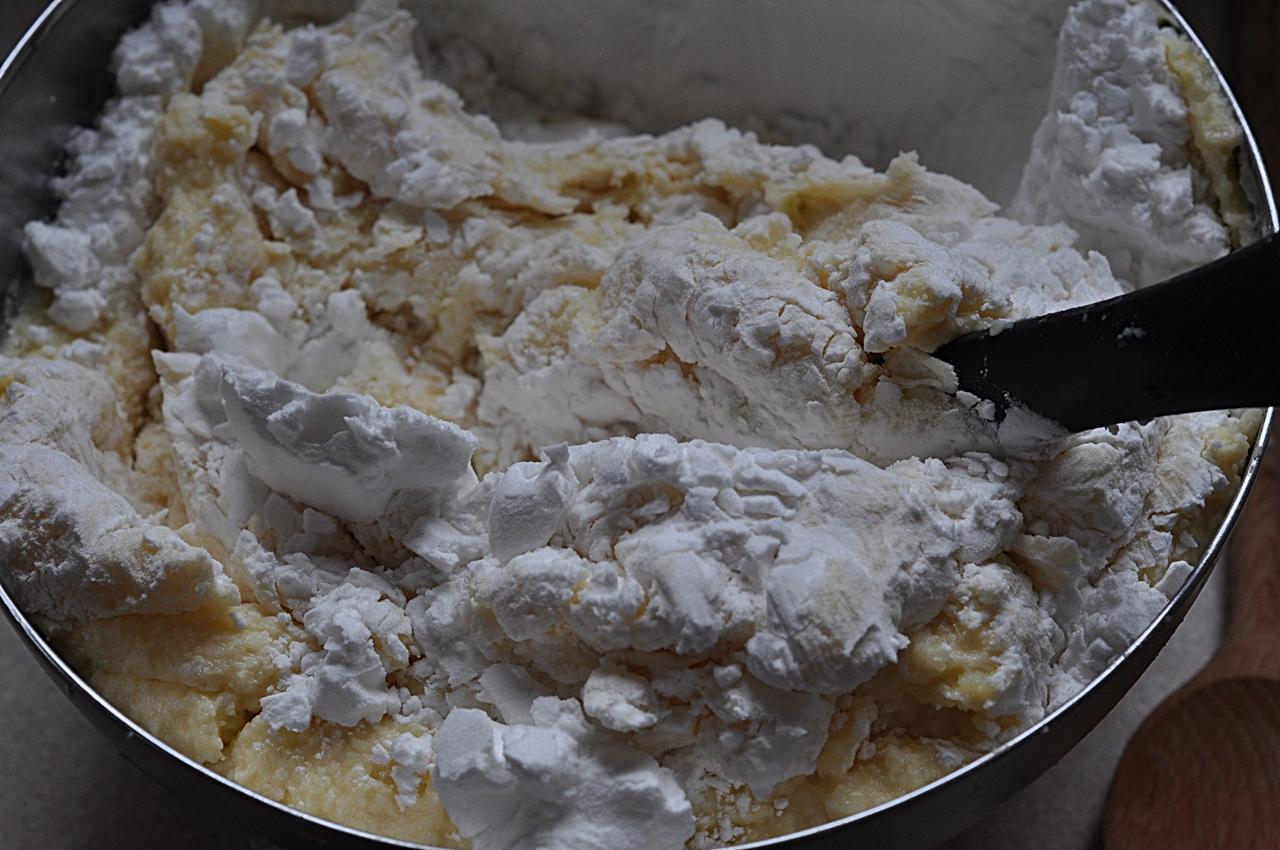 ciasto ziemniaczane na knedle