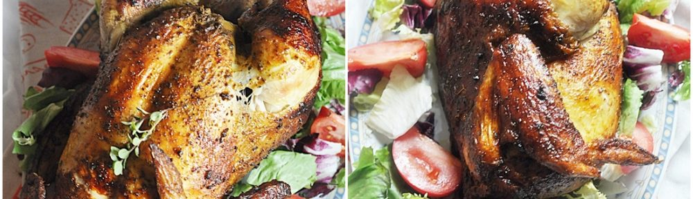 Kurczak Z Rozna Z Piekarnika Damsko Meskie Spojrzenie Na Kuchnie