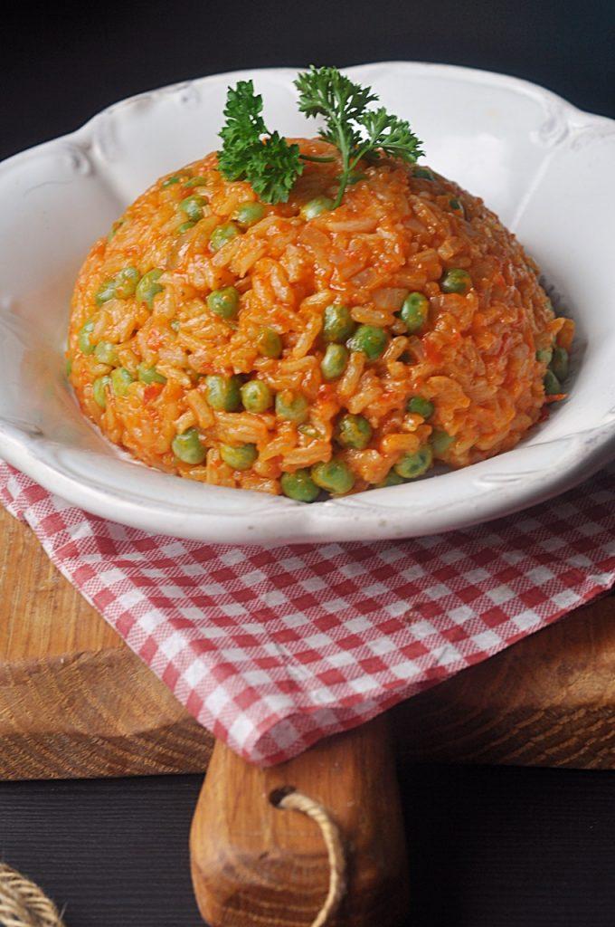 djuvec ryż