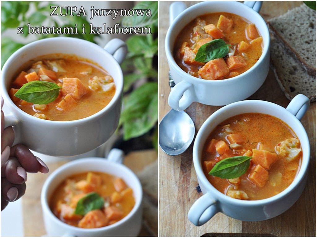 zupa jarzynowa z batatami