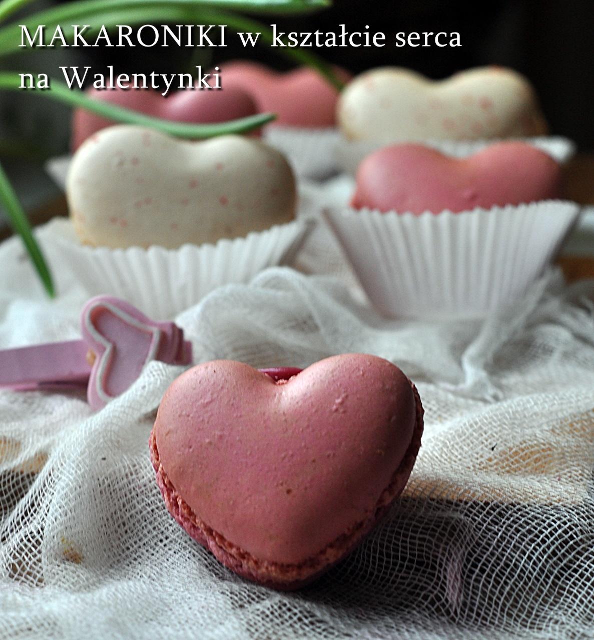 makaroniki na Walentynki