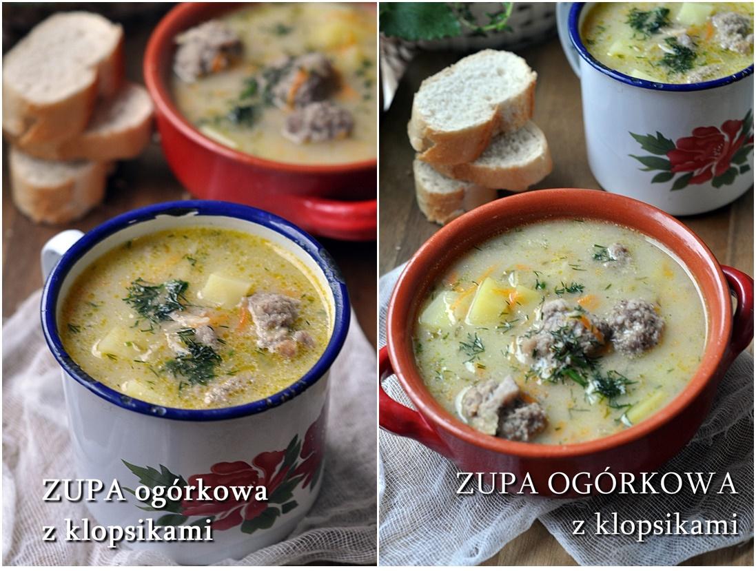 najlepsza zupa ogórkowa