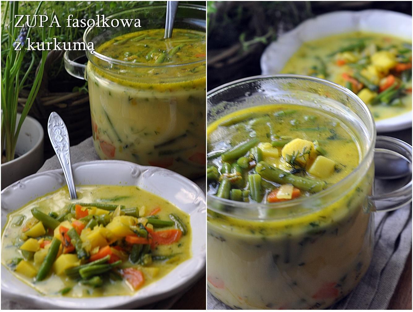 zupa fasolkowa