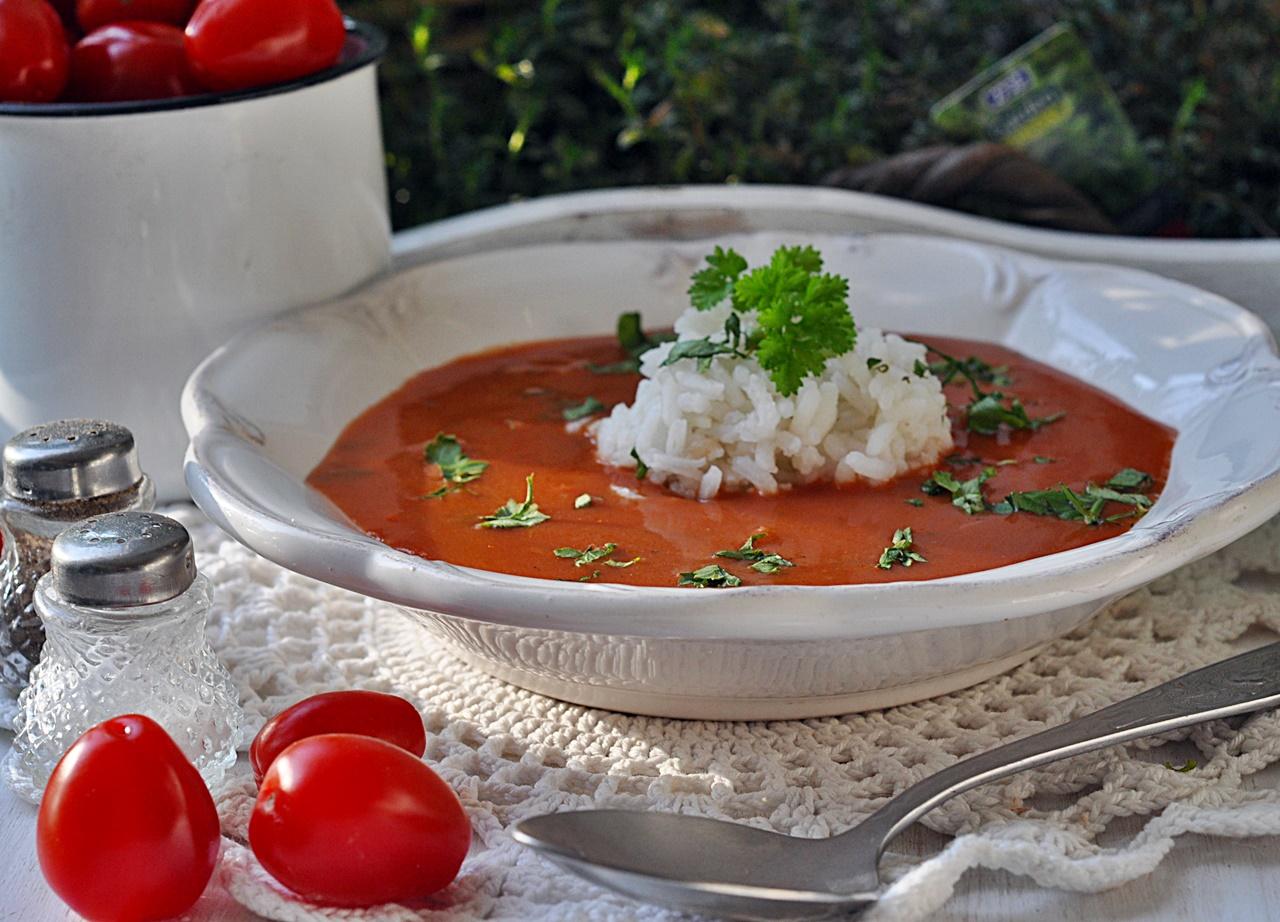 pomidorowa na rosole