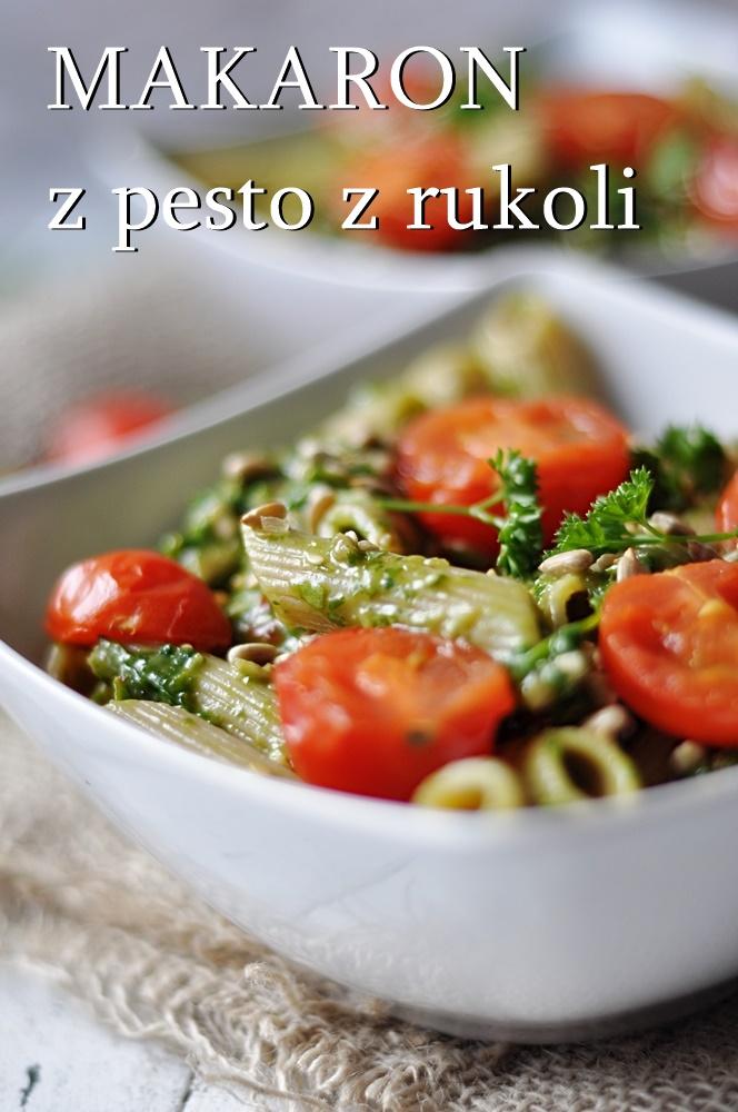 http://straga.pl/makarony/penne-pesto-rukoli/