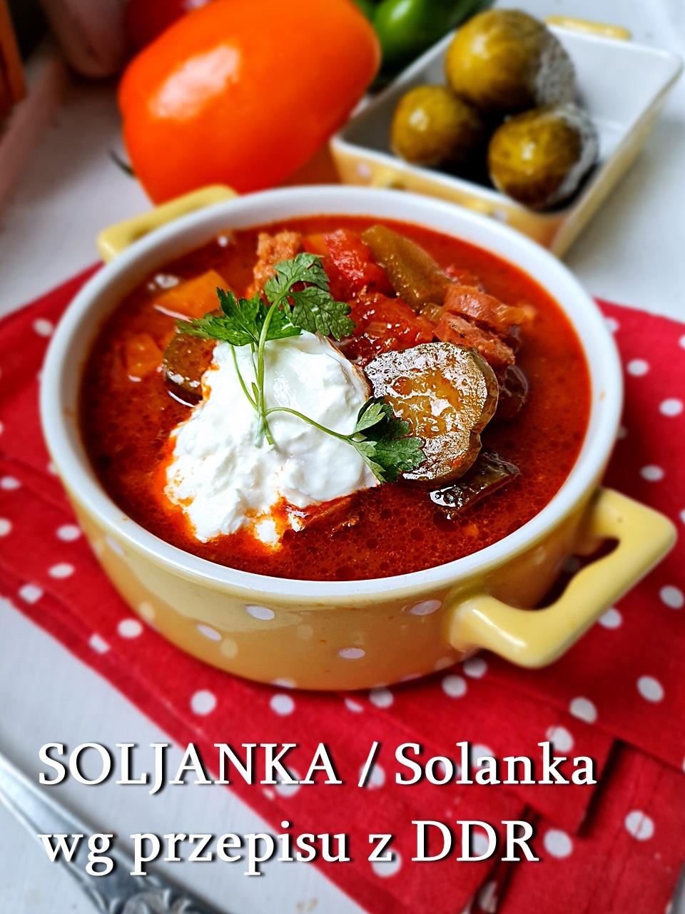 Soljanka nach DDR Rezept